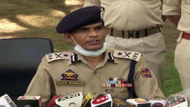 Photo of District Magistrate Baramulla to investigate death of Sopore youth: IGP Kashmir