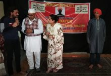 Photo of 'Sangeet Natak Akademi' approved play 'Gadd Bateh' showcases unique KP culture Vomedh gathers accolades from audience for superb performance