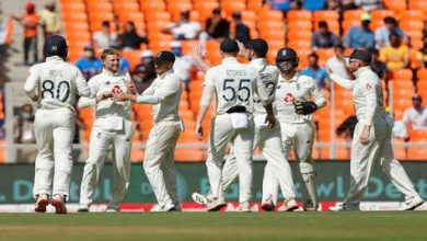 Photo of Pink-ball Test: Axar star with ball as India thrash England by 10 wickets, inch closer to WTC final