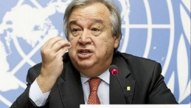 Photo of UN chief calls on Israel, Palestine to stop fighting