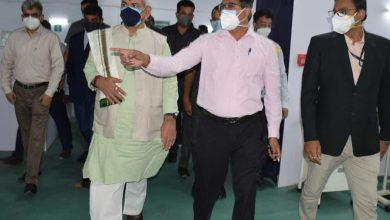 Photo of J&K's fight against Covid Pandemic strengthened