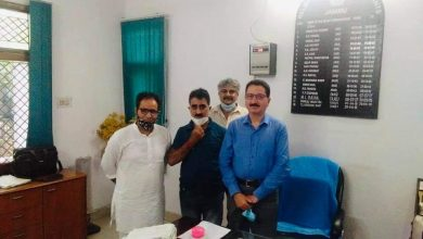 Photo of Apni Party's State Coordinators for Displaced Kashmir Migrants call on Relief Commissioner Migrants