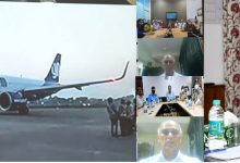 Photo of Lt Governor inaugurates much-awaited Night Flight Operations at Jammu Airport