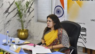 Photo of Union Minister Meenakashi Lekhi reiterates India's commitment to international cultural cooperation at G20 meet