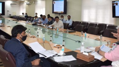 Photo of Lt Governor reviews functioning of Culture & allied departments