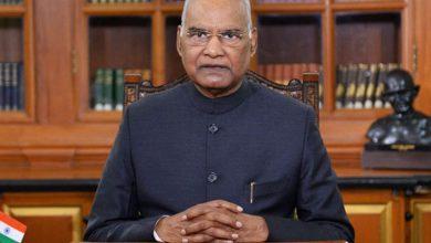Photo of President Ram Nath Kovind's visit to Kargil War Memorial cancelled due to bad weather
