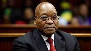 Photo of South Africa's former President Jacob Zuma hands himself in to police to begin serving 15-month jail sentence for contempt of court
