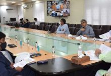 Photo of Lt Governor reviews Covid scenario in series of meetings with Covid Task Force, DCs, SPs