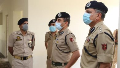 Photo of Work for maintaining communal harmony, brotherhood: DIG to officers