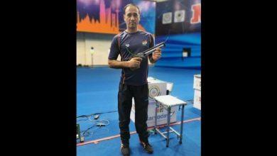 Photo of Tokyo Paralympics: Shooter Singhraj Adana clinches bronze in 10m Air Pistol SH1