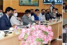 Photo of Parliamentary delegation asks officers to make Srinagar the cleanest city