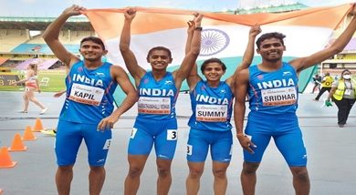 Photo of World Athletics U-20 Championships: India win bronze medal in 4×400 metre mixed relay team event