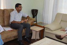 Photo of Advisor Khan reviews preparation for LG's Rolling Trophy mega sports event
