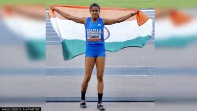 Photo of Sports Minister congratulates Shaili Singh on winning Silver medal at World Athletics U-20 Championships