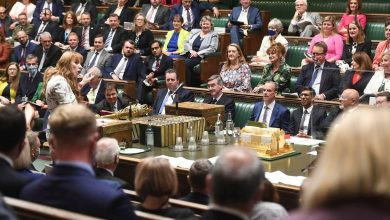 Photo of UK backbench MPs debate Kashmir motion, India condemns abusive language