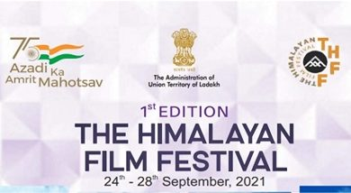 Photo of First Himalayan Film Festival begins today at Leh
