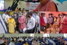 Photo of Union Minister of Heavy Industries visits Kathua