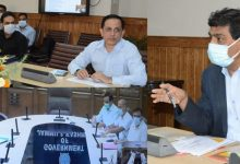 Photo of Chief Secretary reviews Swachh Bharat Mission (Grameen)