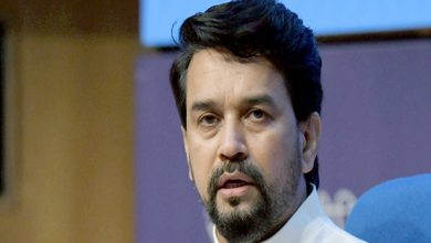 Photo of Union Minister Anurag Thakur to discuss promotion of sports in country with Sports Ministers of states, UTs