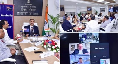 Photo of India, Australia hold first Joint Working Group meeting on Coal and Mines